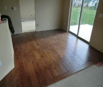 Image gallery for flooring installation for Hardwood floors quad cities
